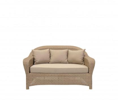 2-seat Woven resin Sofa