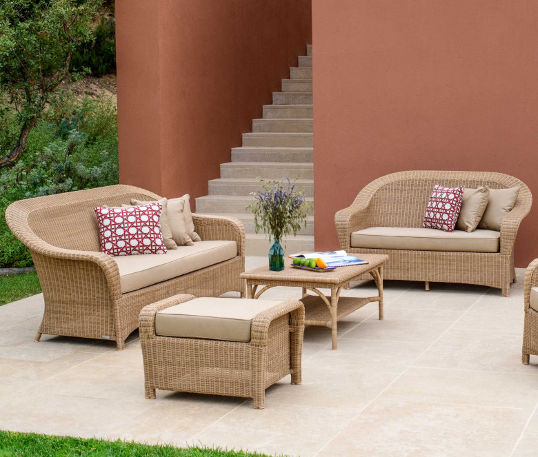 Sofa 2 seater - Colonial