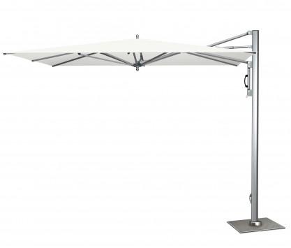 Square cantilever parasol 3 x 3 m