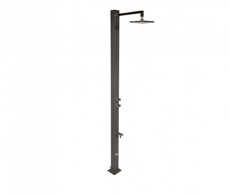 Shower MARINA + square showerhead 25 cm