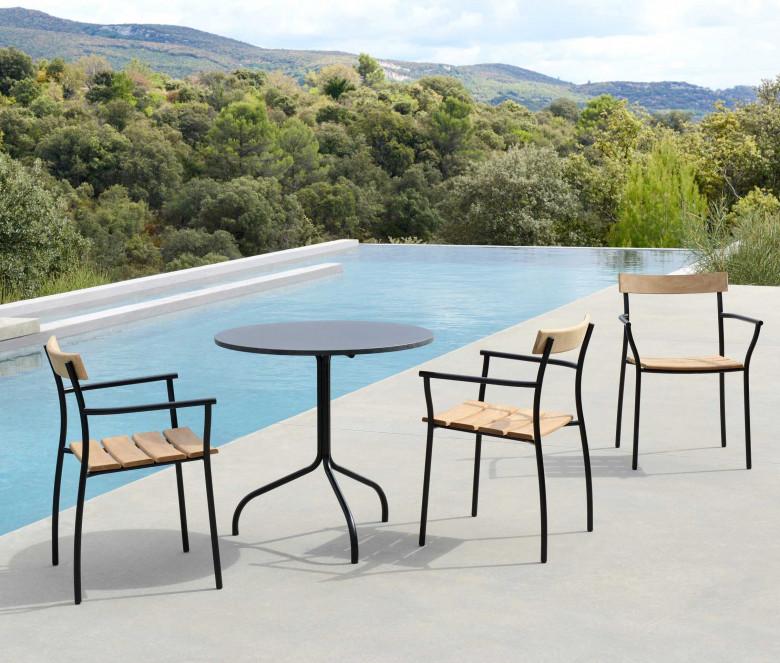 Cicala armchair 59x53x82cm