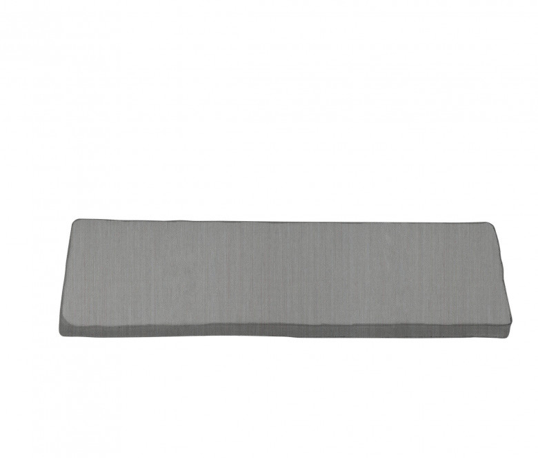 Seat cushion for bench 180 cm - Eden taupe