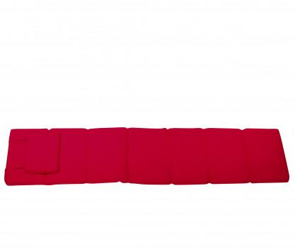 Steamer red Mattress - Normandie