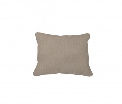 Back rest cushion sand