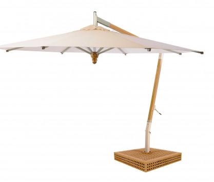 Floating parasol Ø 4m