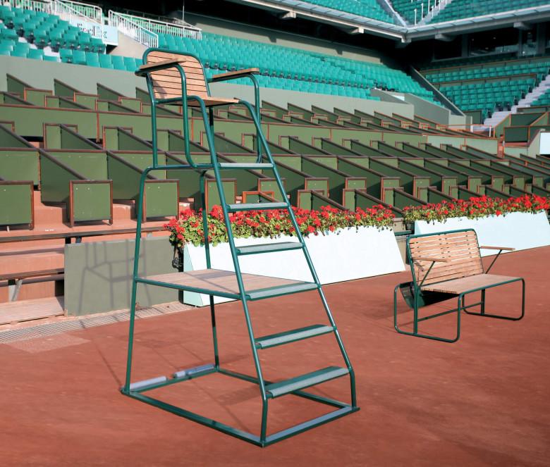 Silla de arbitro Tennis