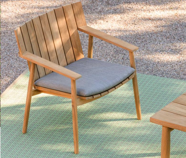 Tapis Outdoor Vert - By Casa Lopez pour Tectona