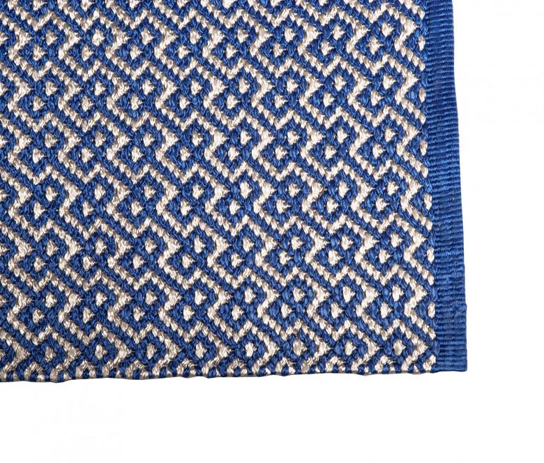 Tapis Outdoor Bleu - By Casa Lopez pour Tectona