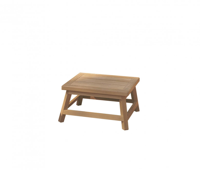 Table basse carrée 70 x 70 cm - Exeter