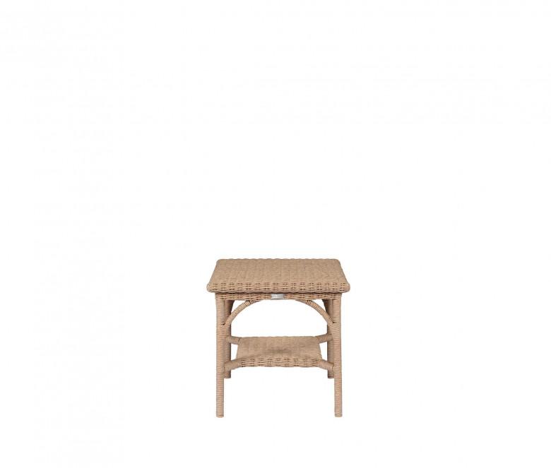 Table d'appoint carrée - Colonial