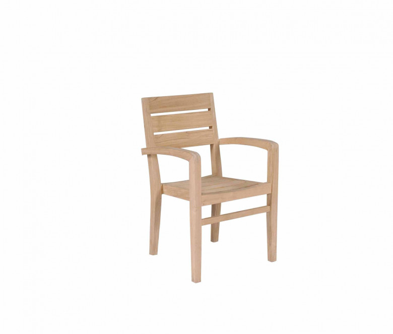 Fauteuil empilable - Exeter