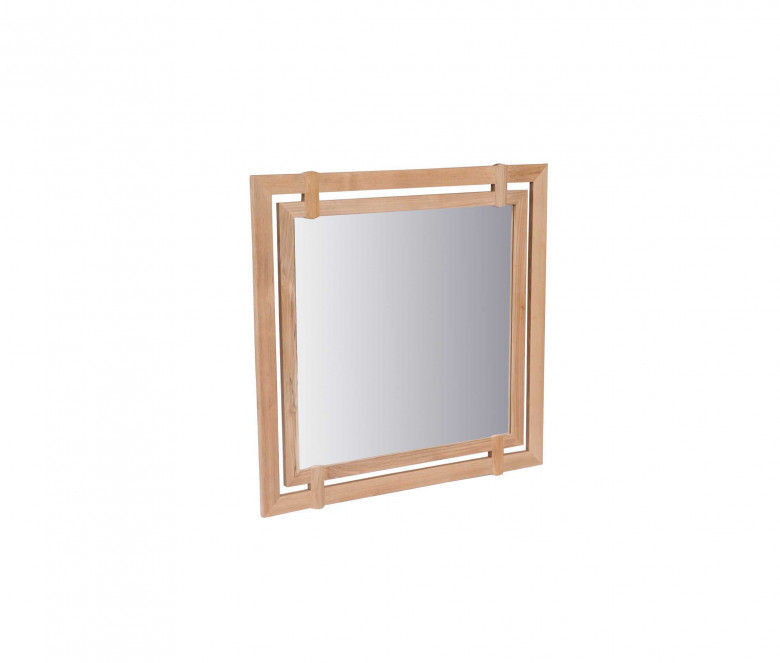 Miroir carré 90 x 90 cm