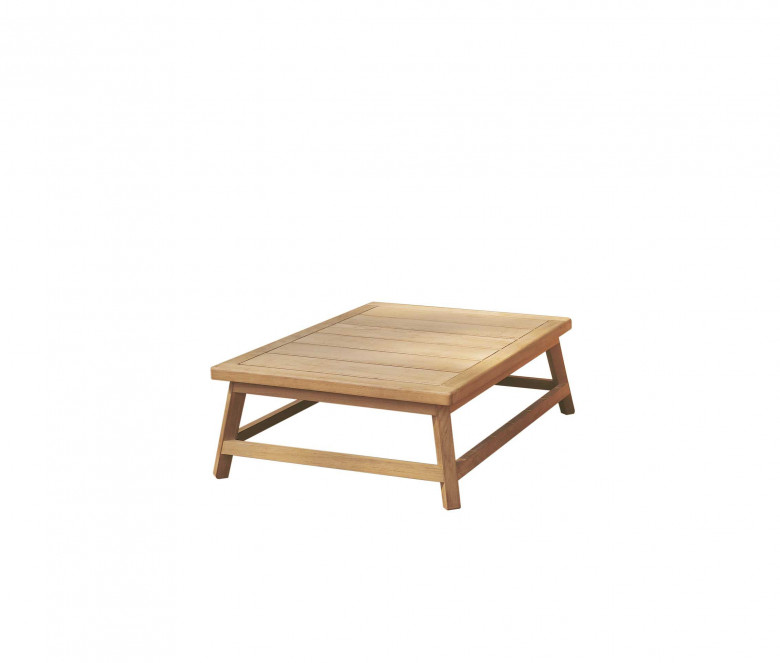 Table basse rectangulaire 120 x 90 cm - Exeter