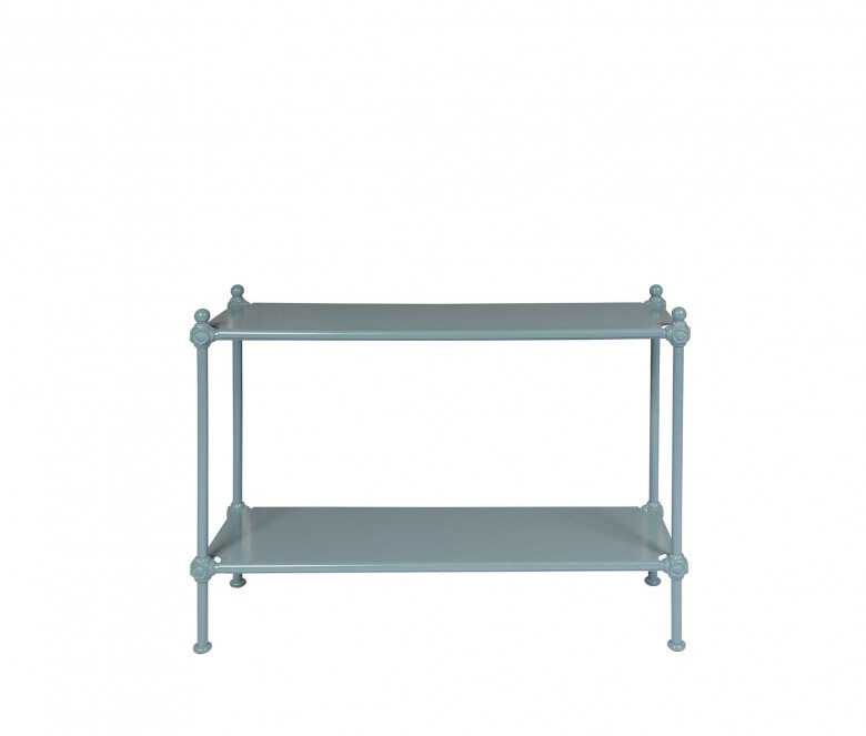 Console en aluminium - 1800 BLEU