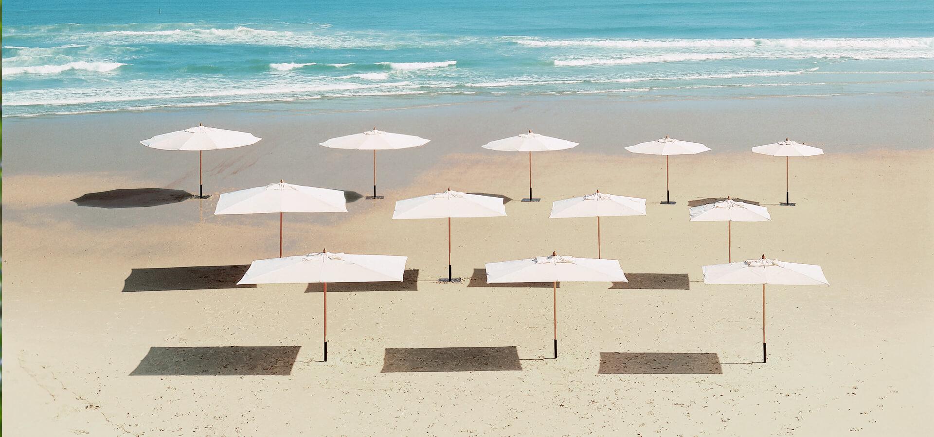 Le parasol : l'accessoire indispensable !