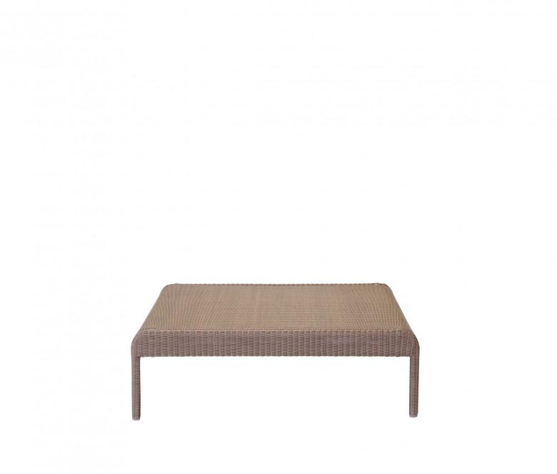 Shanghai tavolo basso quadrato 110