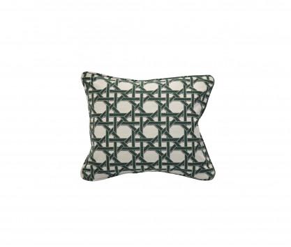 Cuscino schienale - Impagliatura Thyme verde