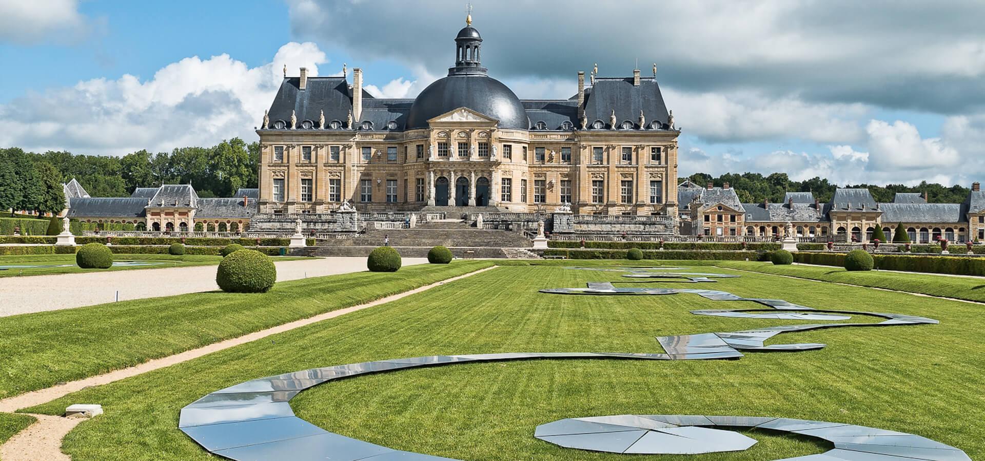 Per sempre, Vaux-le-Vicomte