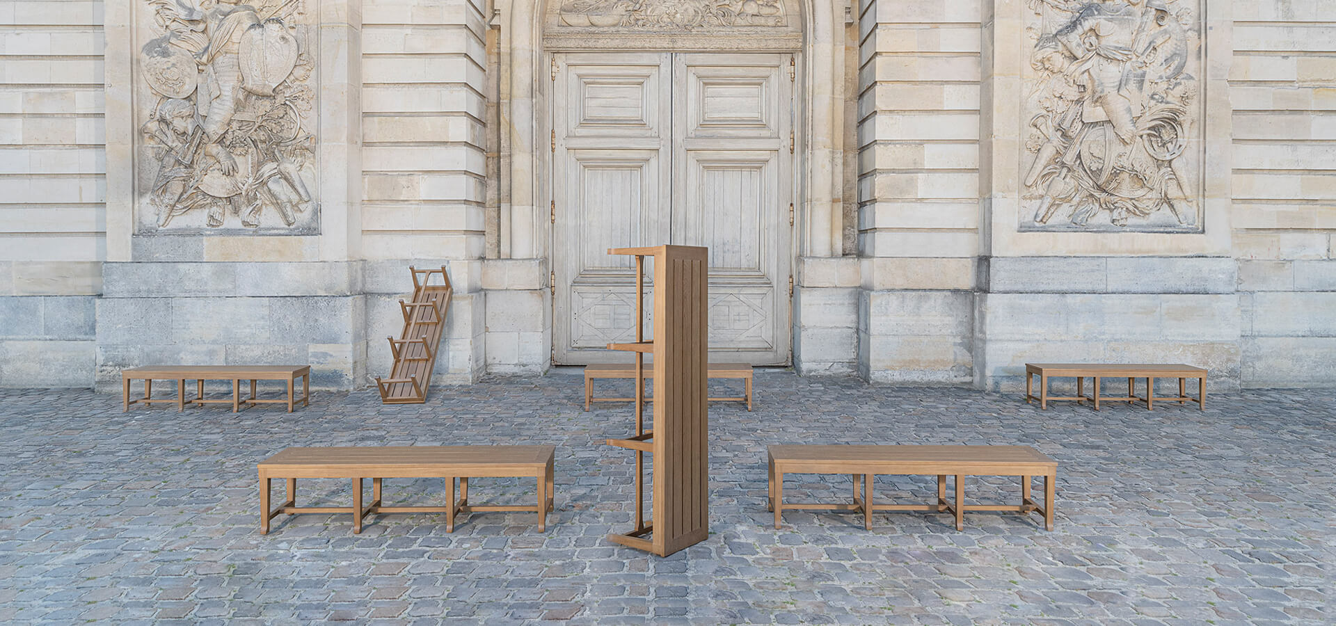 Grande Ecurie - Versailles